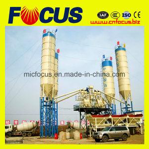 Hzs75 Concrete Batching Plant, Beton Batching Plant 75m3/H pictures & photos