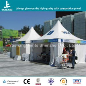 Outdoor Square Gazebo Tent 6X6m for Events