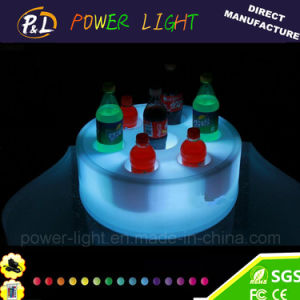 Wedding&Party Christmas Decoratione Color Changing Rechargeable LED Ice Bucket pictures & photos