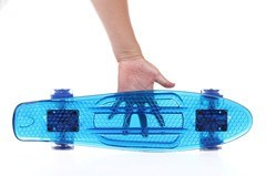 Transparent Penny Skateboard ,Mini Cruiser Skateboard Penny Skateboard pictures & photos