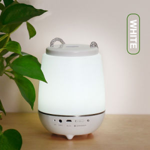 Portable Bluetooth Speaker LED Music Lamp pictures & photos