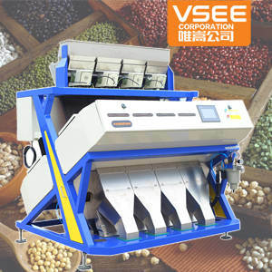 Bean Processing Color Sorter Machine with 5000+Pixel pictures & photos