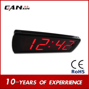 [Ganxin] Promotion Gift! 4 Inch Remote Switch Timer Relay LED Digital Clock pictures & photos