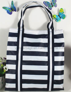 Promotional Polyester 420d Polyester Tote Bag pictures & photos