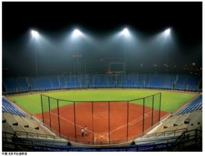 400W Most Powerful LED Flood Light 100-277V Low Price High Quality 400W LED High Mast Light pictures & photos
