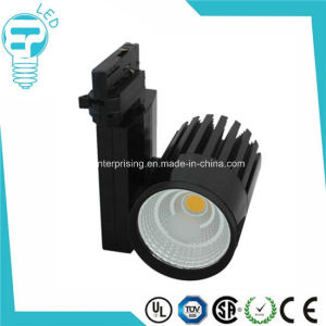 CRI 90 36W CREE COB Dimmable LED Comercial Track Lighting pictures & photos