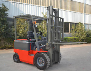 Mima Electric Counterbalance Forklift Trucks with CE pictures & photos