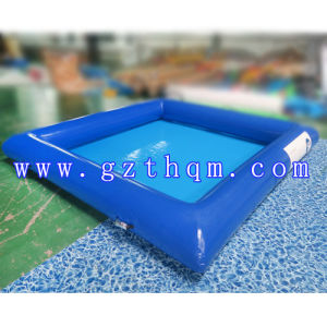 Outdoor Giant Inflatable Water Pool/PVC 0.8-1.0mm Inflatable Water Pool pictures & photos
