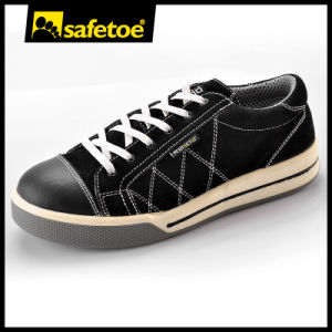 Fashionable with New Design Safety Sneakers with Toe Cap L-7226 pictures & photos