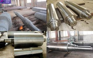 High Quality 9cr2mor 9cr3mor Work Rollers for Rolling Mill pictures & photos
