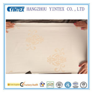 Chinese Style Jacquard Knitted Polyester/Cotton Fabric pictures & photos