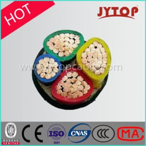 0.6/1 Kv 3+1 Core XLPE Insulation Cable, PVC/PE Sheath Power Copper Cable pictures & photos