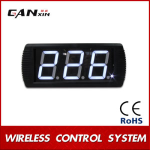 [Ganxin] White Color LED Counter LED Countdown Crossfit Timer
