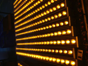 outdoor linear sign lighting. 54w rgb multicolor linear bar wall washer led lighting fixture outdoor stoptlight sign