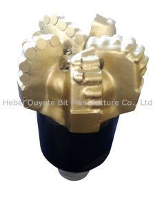 124mm 5 Blade Steel Body PDC Bit pictures & photos