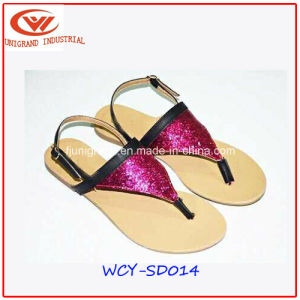 Simple Fashion Design Ladies Sandals pictures & photos
