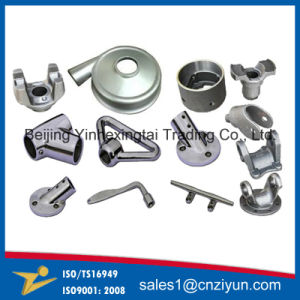 OEM Steel Lost Wax Casting Products pictures & photos