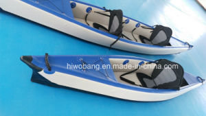 Inflatable Drop Stitch Kayak for Two Person pictures & photos