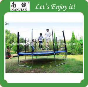 15ft Trampoline Large Commercial Outdoor Trampoline with Enclosure pictures & photos