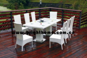 Garden Furniture / Dining Chair and Table /Outdoor Dining Set pictures & photos