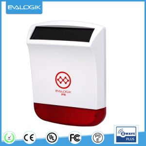 Z-Wave Outdoor Use Wireless Siren Strobe Alarm (ZW15B) pictures & photos