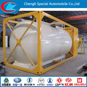 ISO Standard 25cbm LPG Container Tank for Sale pictures & photos