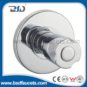 Cheaper Price Wall-Mounted Shower Faucet Control Valve Mixer Tap Single Handle Diverter pictures & photos