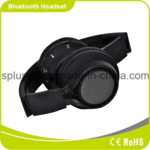 Colorful Portable Bluetooth Headphone with SD Card for Young Man pictures & photos