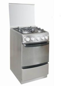 50*50 Home Appliance Gas Oven with Gas Stove pictures & photos