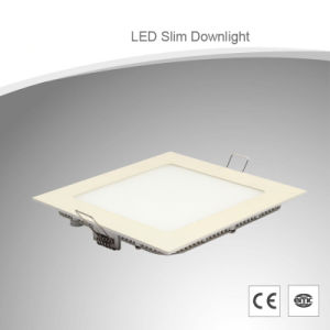 12W IP44 Aluminum LED Down Light pictures & photos