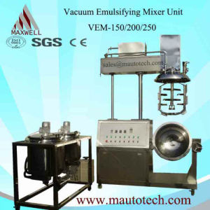 Cream Produce Machine for Cosmetic Vem Type