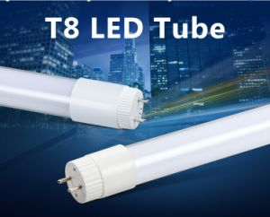 Glass T8 LED Tube 18W with CE RoHS (EGT8F18) pictures & photos