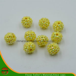 Single Hole Rhinestone Ball Beads (HANS-1607) pictures & photos