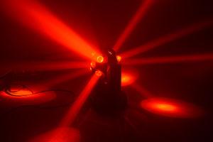 10PCS 10W RGBW 4in1 LEDs LED Monster Effect Light
