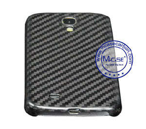 Custom Trading High Quality 100% Real Carbon Fiber Mobile Phone Case Cover for Samsung S4 pictures & photos