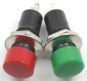 on off / Momentary Switch; Single Pole Push Button Switch (PBS-16A/PBS-16B) pictures & photos