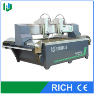 High Pressure CNC Waterjet Glass Cutting Machine pictures & photos