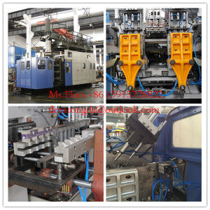 Plastic Tool Cases Extrusion Blow Moulding Machine pictures & photos
