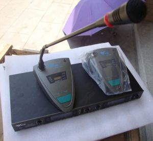 GS4004 Condenser Wireless Microphone System pictures & photos
