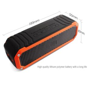 Wholesale Hot Selling Waterproof Speaker Bag Bluetoot Music Player/Gifts Gadget/ Outdoor Wireless Shower Bluetooth Speaker pictures & photos