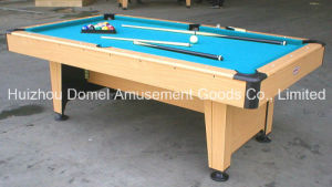 6ft Household Billiard Table (DBT56A42) pictures & photos