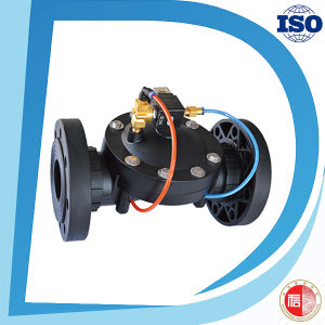PA6 Nylon 2 Position 3 Way 2 Way Diaphragm 12V Electric Water Valve pictures & photos