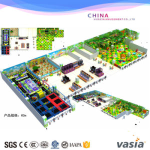 Used Commecial Shopping Centre for Children Indoor Playground Hot Selling pictures & photos