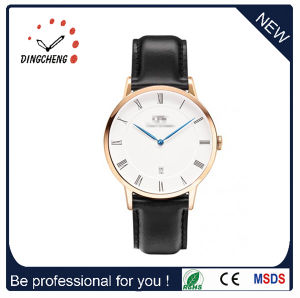 2015 New Products Wrist Watch Geniune Leather Watches (DC-150) pictures & photos
