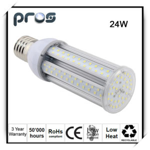 E27 24W LED Corn Lamp for Garden Lighting pictures & photos