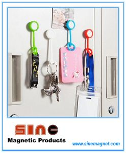 Innovation Silicone Button Fridge Magnet & Hook for Home pictures & photos