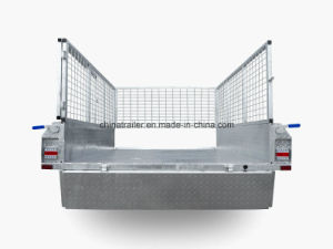Galvanized Welded Utility Trailer for Sale pictures & photos