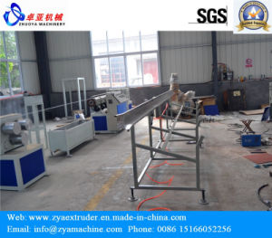 PE-Rt Hot Water Floor Heating Pipe Extrusion Machinery pictures & photos