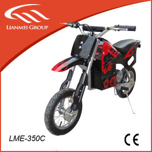 350W Mini Electrical Motorcycle with 24V Acid Lead Battery pictures & photos