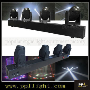 4 PCS 40W CREE 4in1 Beam Moving Head Light